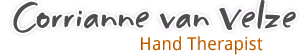 Corrianne van Velze | Hand Therapist