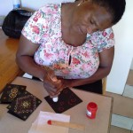 Creative activities are used to improve hand function